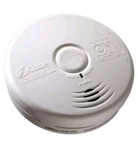 Fire Alarm Carbon Monoxide Detector Smoke Detectors Alarms System Home Safety