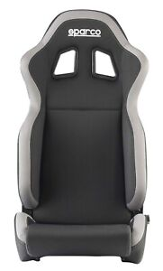 Sparco R100 Series Street Competition Racing Seat Black grey 00961nrgr