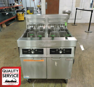 Frymaster H214sc Commercial Electric Fryer