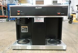 Bunn Vps Blk ltd Sw Commercial Coffee Brewer 04275 0031
