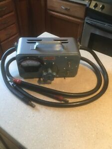 Sun Electric Model Smt 1 Ammeter 1000 200 Amps Tester Superb Condition Wow