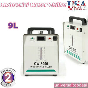Industrial Water Chiller For Cnc Laser Engraver Engraving Machines Cw 3000