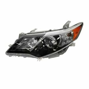 2012 2013 2014 Toyota Camry Se Projector Headlight Headlamp Left Lh Driver Side