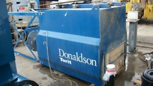 1 140 Sf Donaldson Torit Cartridge Dust Collector