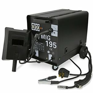 Mig Series Gas less Flux Core Wire Welder Welding Machine Automatic Feed Unit