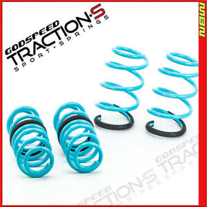 Gsp Ls ts vn 0002 Traction s Lowering Springs For Vw Golf Gti Mk7 2015 up