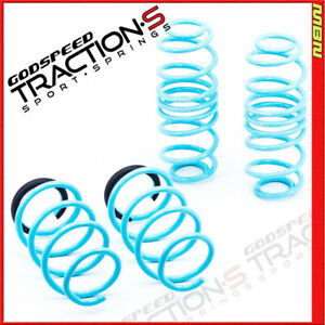 Gsp Ls ts vn 0001 Traction s Lowering Springs For Volkswagen Golf Gti 09 14 Mk6