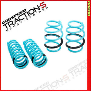 Gsp Ls ts hi 0009 a Traction s Lowering Springs For Hyundai Sonata 2015 Lf