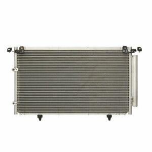 For 2002 2006 Toyota Camry 2 4l 3 0l 3 3l New Replacement Ac Aluminum Condenser
