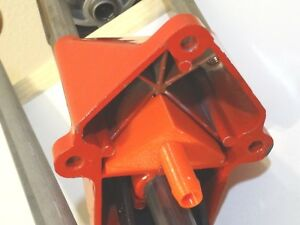 Lee turret reloading press primer catcher upgrade (red)