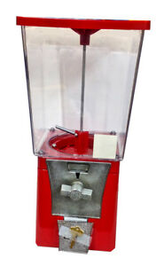 Eagle 747 Capsule Candy Gumball Vending Machine With One Year Warranty new