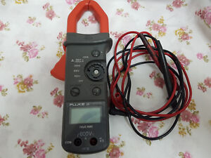 Fluke 36 True Rms Clamp Meter 600v