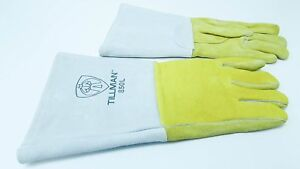 John Tillman And Co 850l 14 Top Grain Elk Cotton foam Lined Welders Gloves
