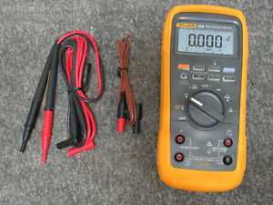 Fluke 28 Ii Rugged Digital Multimeter read Description