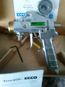 Atlas Copco ecc0 65s Paint Spray Gun Binks Devilbiss