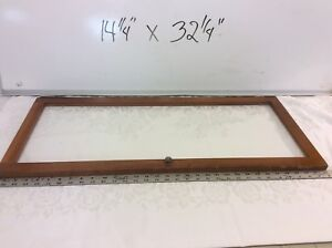 Vintage Barrister Globe Wernicke Replacement Window Glass