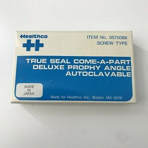 Healthco Dental True Seal Come a part Deluxe Prophy Angle Autoclavable 0575089