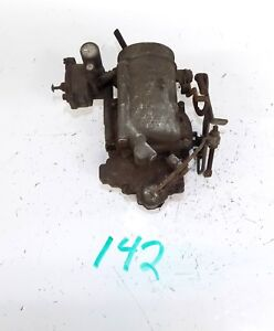 1953 1957 Studebaker Bendix Stromberg Ww Back Draft Carburetor