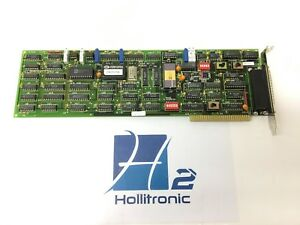 Keithley Das 16 Plug in Data Acquisition Board used