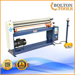 Bolton Tools 50 Electric Powered Slip Roll Bender Esr5016