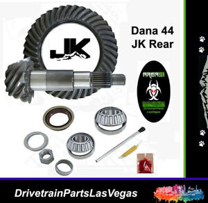 Jeep Wrangler Jk Dana 44 Ring Pinion Area 51 Gear Set 4 11 Ratio Rear End W Kit
