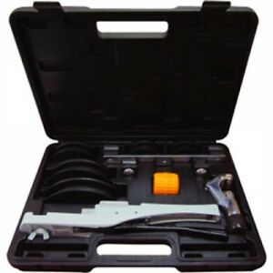 Mastercool 70070 Ratchet Style Tube Bender Kit Bends Up To 7 8 Soft Tubing