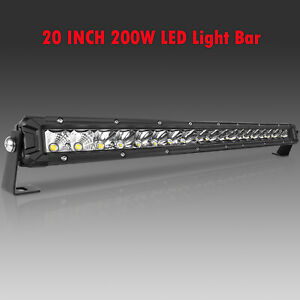 Cree Led Work Light Bar Car 23 Inch 2688w White 6000k Truck Suv Off Road 22 Us