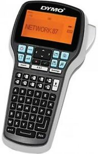 Dymo Electronic Label Maker Dym1768815 Black And Silver Tape Print Media