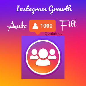 Insta Service Auto Increase Audience Daily Or 1 Time package Safe fast