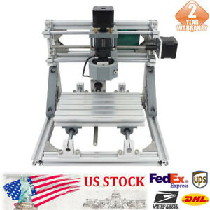 3axis Mini Cnc 1610 500mw Laser Usb Laser Engraving Machine Mill Wood Router