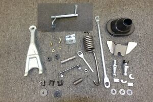 Mopar 70 To 74 Cuda Challenger 66 To 74 B Body Clutch Parts Kit
