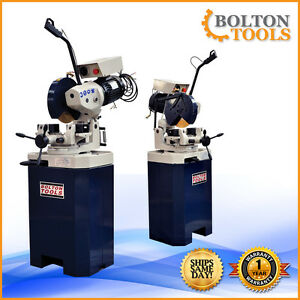 13 Inch Slow Speed Cold Cut Saw With Swivel Base Cs 315 Stand Included