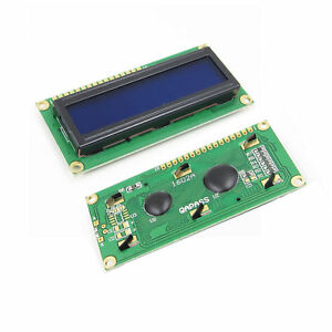 25pcs 1602 16x2 Hd44780 Character Lcd Display Module Lcd Blue Blacklight