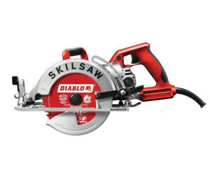 New Skil Spt77wml 22 7 1 4 In Lightweight Magnesium Worm Drive Saw