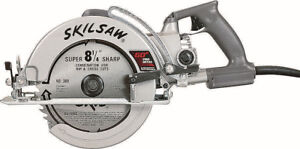 New Skil Hd5860 Worm Drive 8 1 4 Heavy Duty Corded Circular Saw