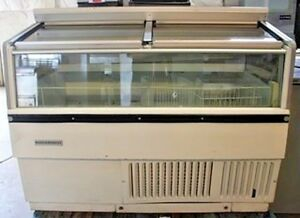 Hussmann Lbn 4 Ice Cream Freezer