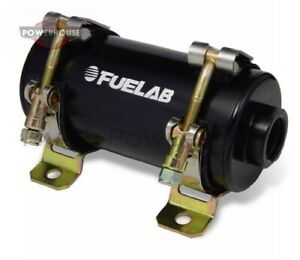 Fuelab 41401 1 High Pressure Efi In Line Fuel Pump Rated Up To 1000hp Street str