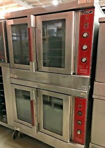 Vulcan Gas Double Stack Convection Oven