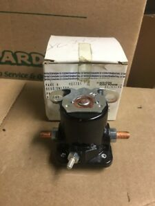 Wisconsin Part yc77s1 Assembly Solenoid Switch
