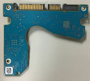 100809471 Rev A For 2tb Seagate St2000lm007 Hard Drive Sbk2 Pcb Only