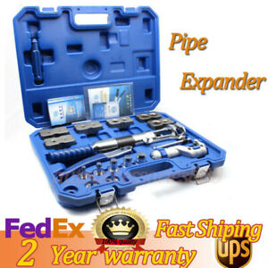 New Universal Hydraulic Flaring Tool Kit Copper Pipe Line Kit Steel High Quality