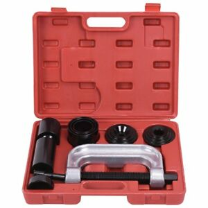 New 4 In 1 Auto Truck Ball Joint Service Tool Kit 2wd 4wd Remover Installer My