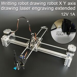 Robot Auto Writing Drawing Signatures Machine Laser Engraving Extended Gift Diy