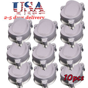 10x Commercial Dental Flask Aluminium Denture Flask Compressor Parts Lab Sale Us