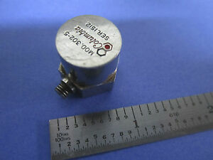 Columbia Research 302 5 Piezoelectric Accelerometer Calibration Vibration