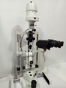 Biomicroscope 2 Step Magnification Slit Lamp Healthcare Lab Life Science Slit