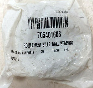 1 New Unbranded 705401606 Ball Bearing Nip make Offer