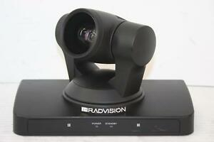 Sony Evi hd7v Pan Tilt Zoom Hd Teleconferencing Camera For Radvision Sys