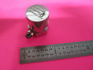 Columbia Model 302 h ht Piezoelectric Accelerometer Calibration Vibration