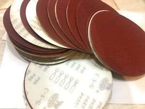 Drywall Sanding Discs 9 80 Grit 50 Pack Fits Pc 7800 Hook